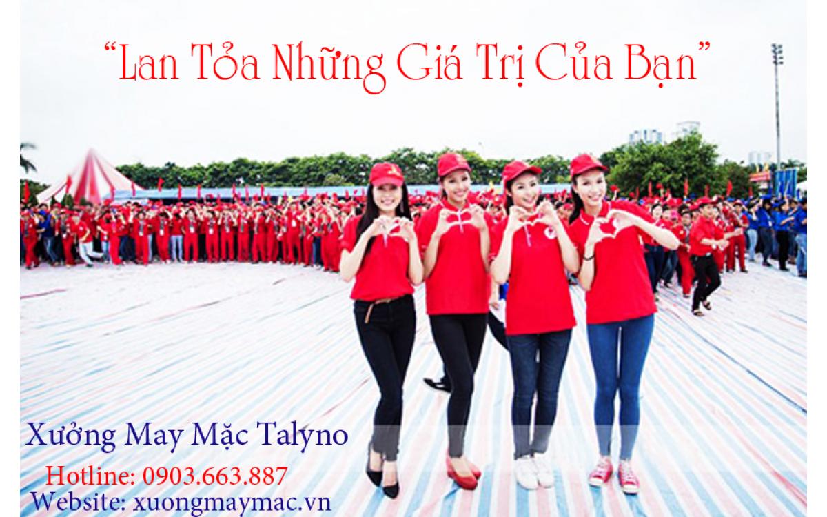 Xưởng may đồng phục Talyno đã được Khách hàng đánh giá cao về chất lượng sản phẩm